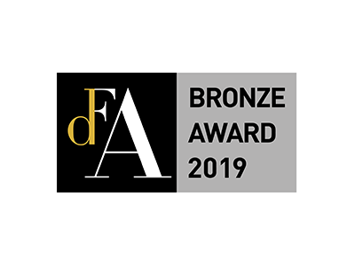 DFA Design for Asia Award, Hong Kong 2019