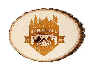 50 Campfire Award Essentials, National Hardware Show 2019