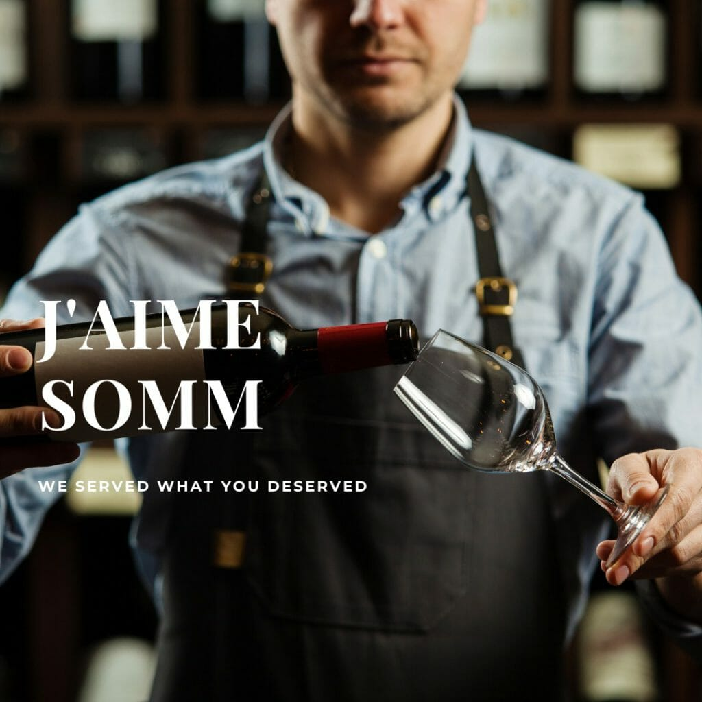 Welcome to J'amie Somm