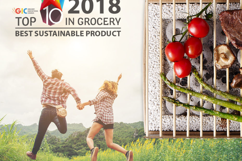 CasusGrill 小檔案 - Best Sustainable Product at GIC Show Toronto 2018